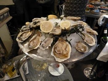 20120930夕食 -牡蠣の盛り合わせ.jpg