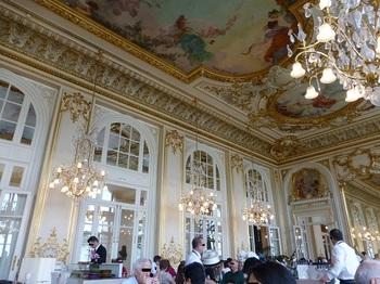 20121007オルセー美術館レストラン3.jpg
